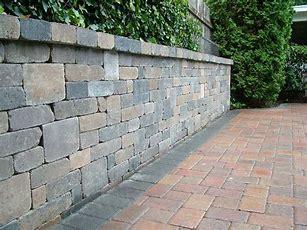 BRICK/BLOCK RETAINING WALLS